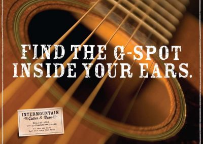 Intermountain Guitar G-Spot