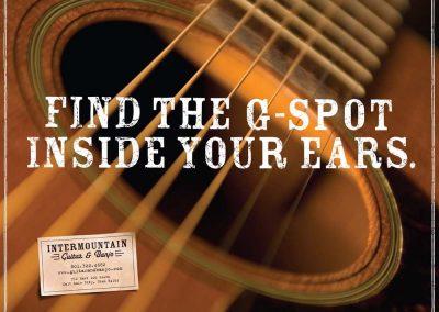 Intermountain Guitar G-Spot