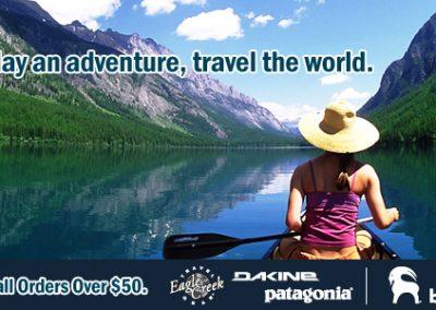 Backcountry.com Travel Promo