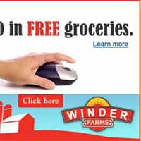 Winder Farms Banner Campaign